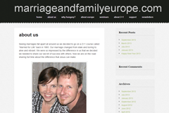 marriageandfamilyeurope.com